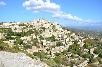 Gordes in the Lubéron